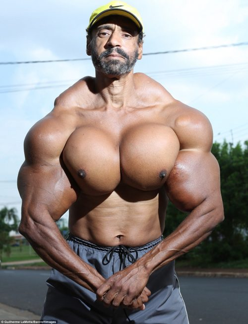 synthol is harmful for humans