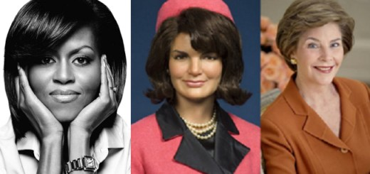 10 Of the most inspiring and beautiful First Ladies in the History of America
