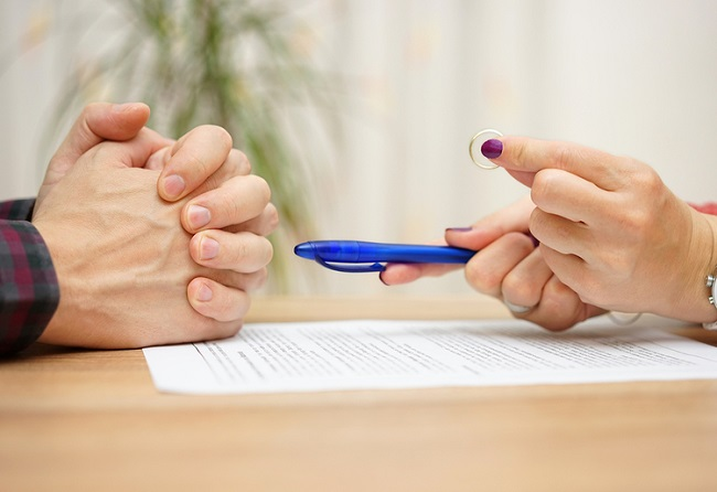 Mutual Consent Divorces