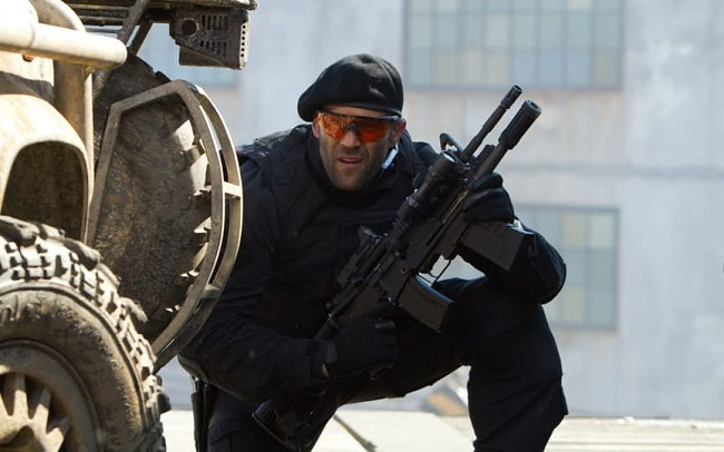Jason Statham - The Expendables 3