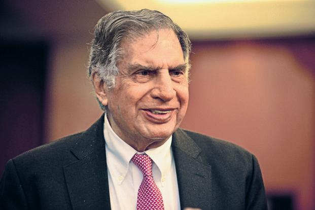 Ratan Tata, the Indian baron