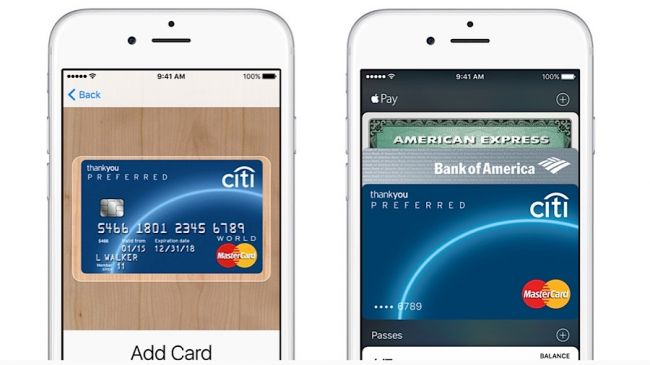 Shortcut to Apple Pay