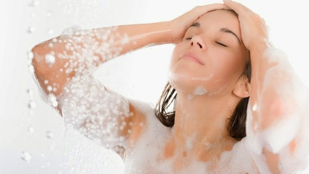 Take Cold Showers or avoid too hot water