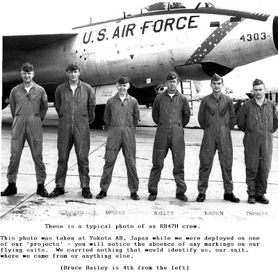 The 1957 RB-47 UFO Encounter