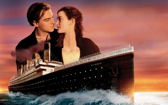 The movie TITANIC was more expensive than the ship itself!