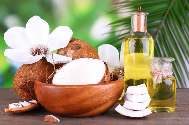 Further benefits of coconut oil