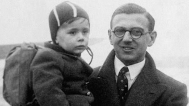 The man who saved lives from Holocaust