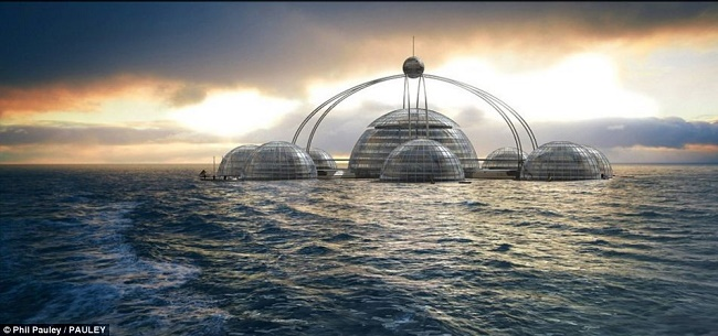 Underwater settlements possible in a few decades