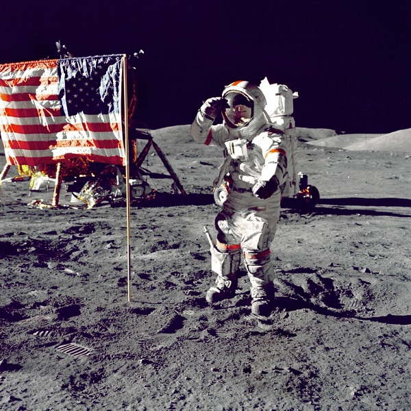 What Neil Armstrong really said
