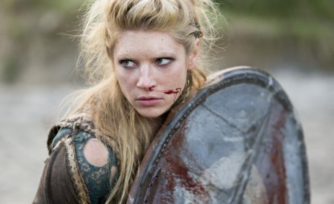 lagertha vikings season 2