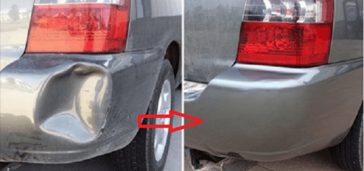 Easy ways to repair your Car Dents without spending money