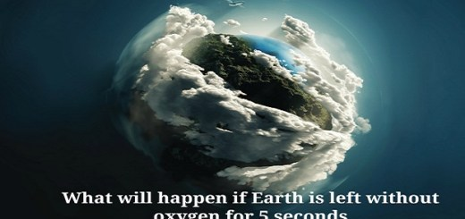 This is what will happen if Earth is left without oxygen for just 5 seconds