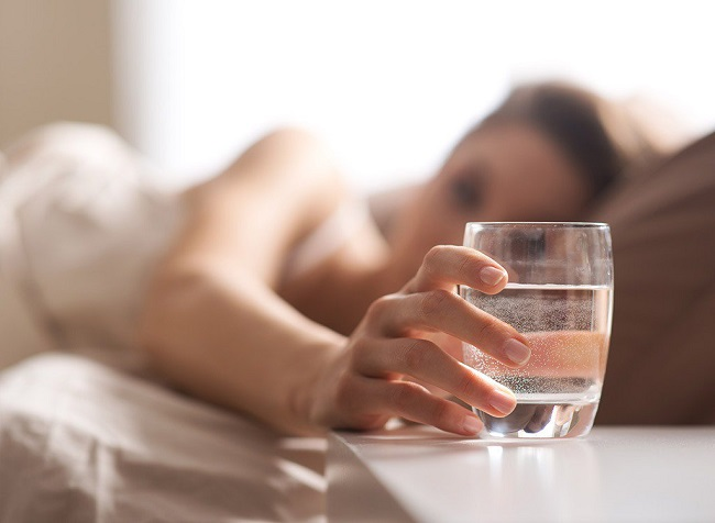 Drinking water wards of diseases