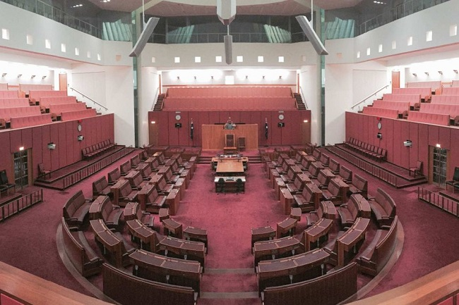 Parliamentary Session