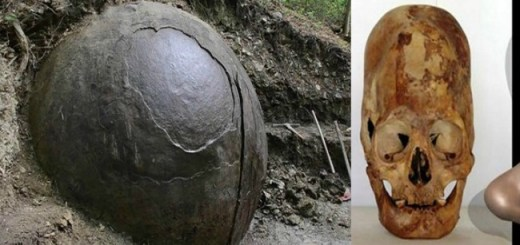 10 Of the Most Mysterious Discoveries Made By Scientists In 2016