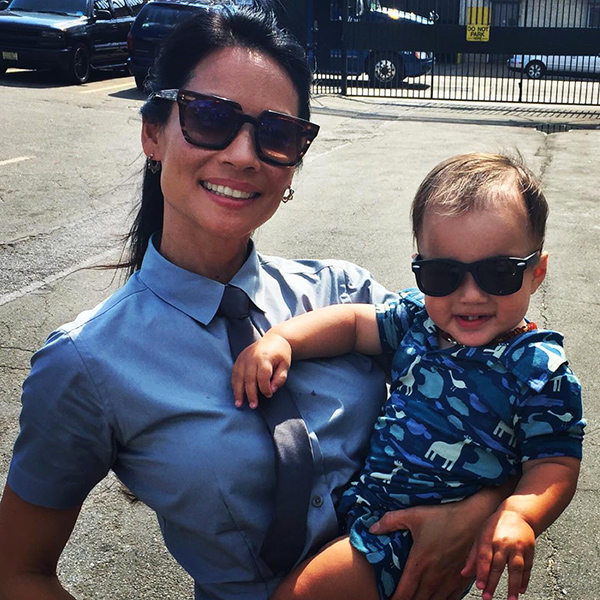 Lucy Liu opted for surrogacy because of work