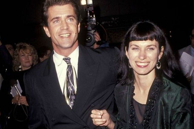Mel Gibson & Robyn Moore Gibson