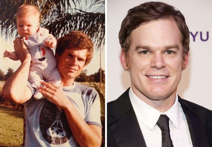 Michael C Hall and My dad