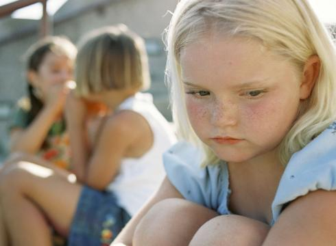 Mood and Temperament problems in kids
