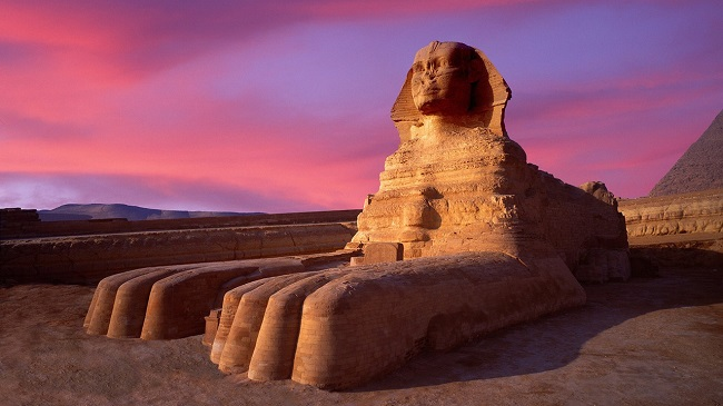 The Egyptian Sphinx