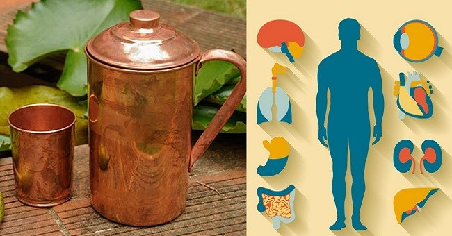 The many health reasons why you should drink water from a copper vessel