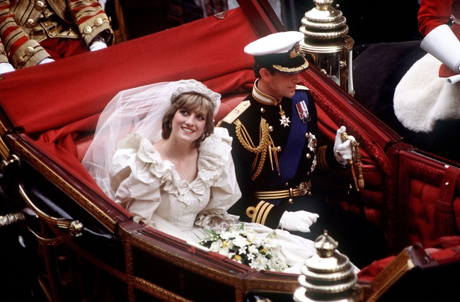 lesser known facts about princes  Diana