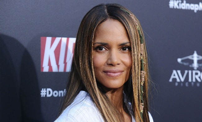 Halle Berry is social media temptress