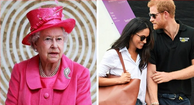 Meghan will have to become British citizen