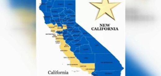 New California Declares Independence From California. Hopes To Become The 51st State