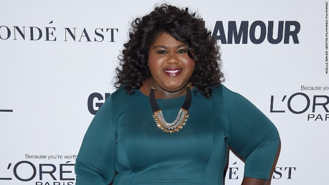 Sidibe knows she is beautiful in current face and body