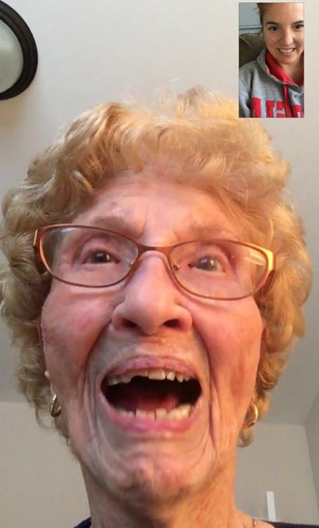 First FaceTime