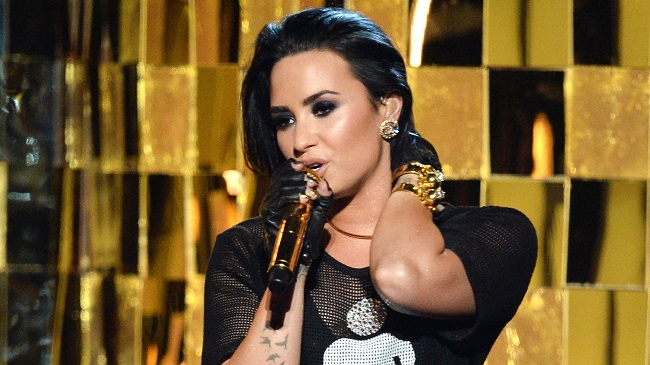 Demi Lovato Makes Transgender Rights Statement