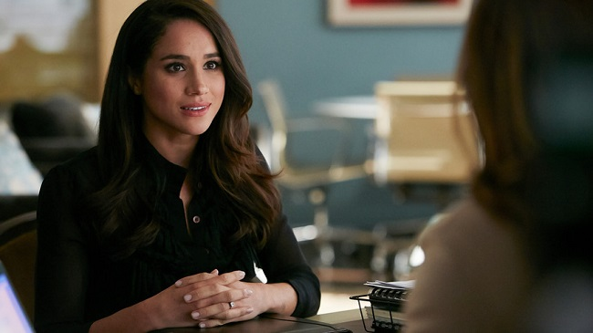 Meghan is just a TV actress