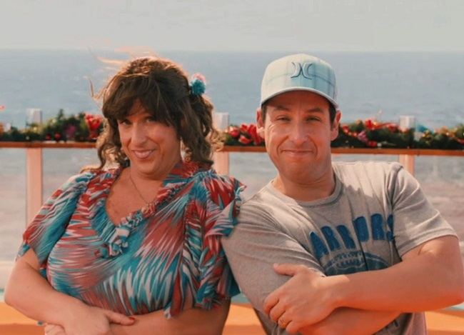 Adam Sandler as Jack