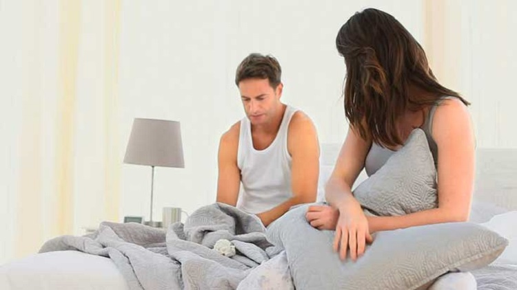 Be sensitive to your partner's feelings