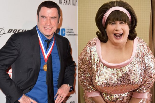 John Travolta as Edna Turnblad