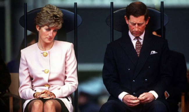 Seperation of Diana and Prince Charles