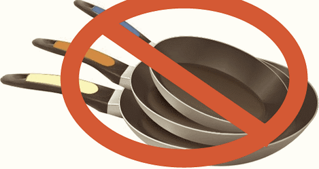 The properties of Teflon make it toxic