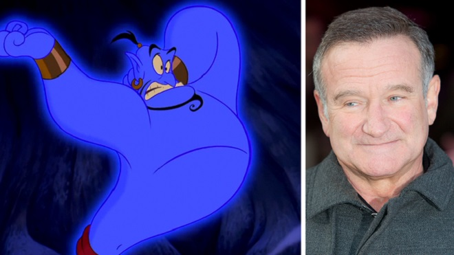 Genie-Robin Williams