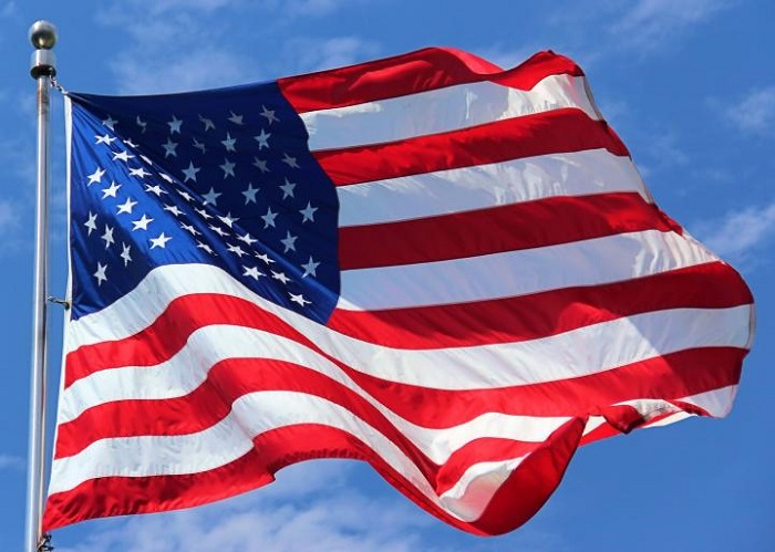 The grand old stars and stripes
