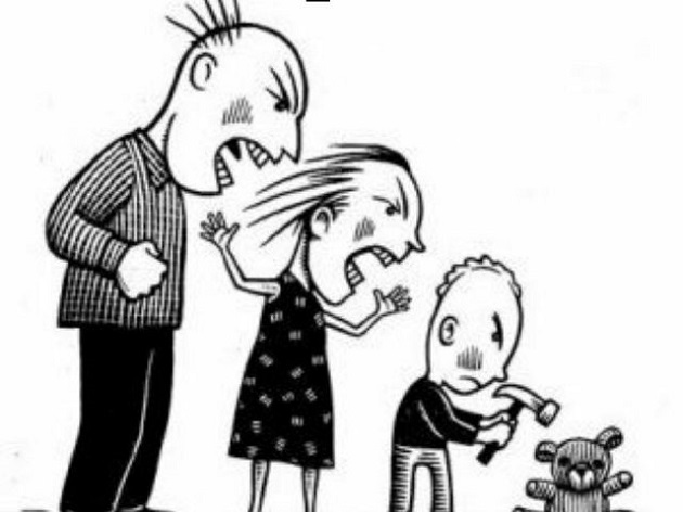 What is a toxic parent