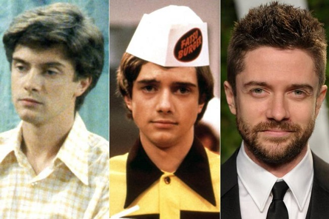Topher Grace- That 70's Show