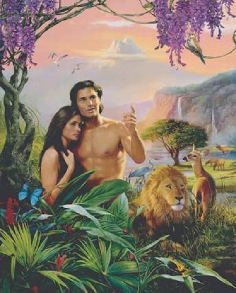 Adam and Eve or Noah