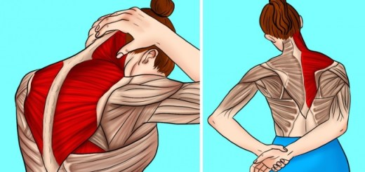 12 Effective Stretches to Relive the Tension in Your Neck and Shoulders