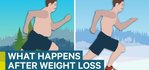 This Is How Losing Weight Can Affect Your Body and Brain
