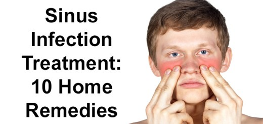 10 Most Effective Home Remedies for Sinus Infection