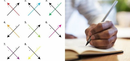 "Experts Say How You Draw the Letter '""X"" Reveals Something about Your Personality"