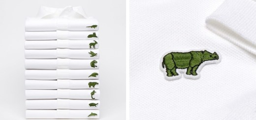 Lacoste Replaced Its Iconic Crocodile Logo with 10 Endangered Animals To Generate Awareness of Their Possible Extinction