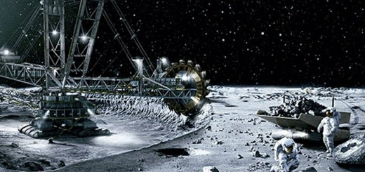 The European Space Agency Plans To Start Mining On The Moon By The Year 2025