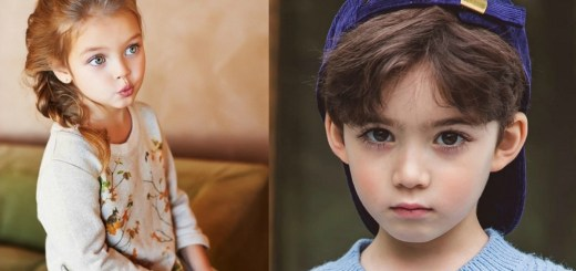 15 Adorable and Beautiful Child Models You Could Gaze at Forever